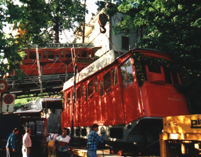 Polybahn transport
