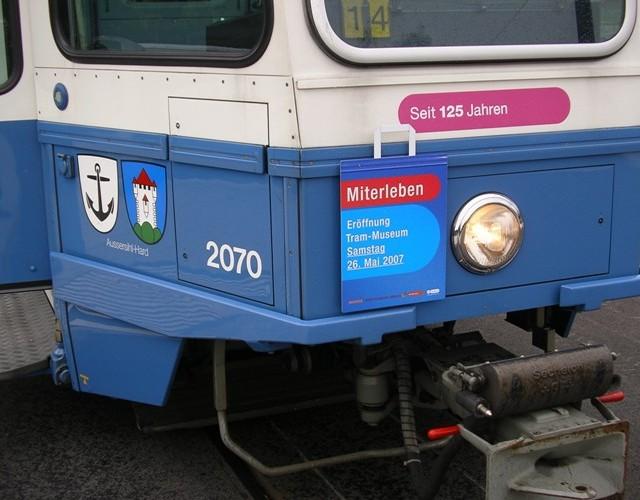 migros bag tram museum