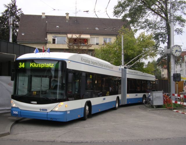Trolleybus 144